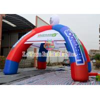 Buy cheap OEM Inflatable Spider Tent Suitable For Business Opening Ceremony / Exhibits from wholesalers