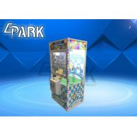 Buy cheap Epark Arcade Toy Gift Candy / Claw Crane Prize Vending Game Machine from wholesalers