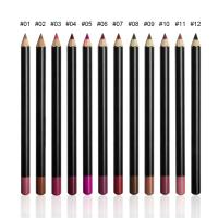 Buy cheap L-14CM Size Longlasting Lip Liner Pencil , Waterproof Long Lasting Lip Pencil from wholesalers