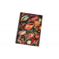 Buy cheap Promotional 3D Lenticular Notebook Cute Souvenir Gift Stationery from wholesalers