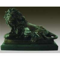 Buy cheap Bronze Sculpture Animal Statue Lion (HYM-002) from wholesalers