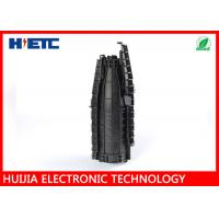 Buy cheap Plastic Fiber Optic Splice Enclosure For 1-1/4 Inch Feeder Cable fiber optic cable splicing kit product