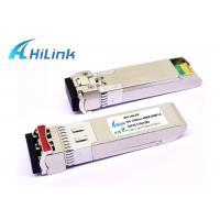 Buy cheap Mikrotik 10G 1550nm 40Km DDM SFP+ Transceiver Module ER Duplex LC Connector from wholesalers