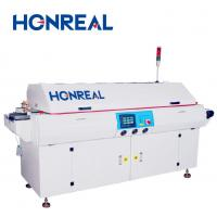 Buy cheap E series dektec smt vacuum reflow ovens machine manufacturer pid SMD reflow soldering oven price from wholesalers