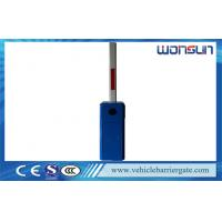 Buy cheap Auto Car Parking System Automatic Barrier Gates for Hospital / Government / Railway from wholesalers