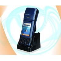 Buy cheap 13.56MHz ARM9 32bit Mobile POS Terminals with Desfire, ISO14443 A&B card reader from wholesalers
