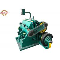 Buy cheap Green Cardboard Box Die Cutting Machine Small Box Making ML 1100 380V / 220V from wholesalers