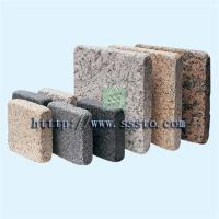 Buy cheap Granite Paving Stone or Curbstone from wholesalers