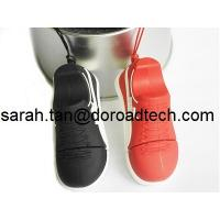 Buy cheap Factory Directly Selling High Quality Customized PVC Shoes Shape USB Flash Drives from wholesalers