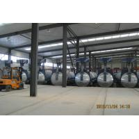 Buy cheap Industrial Insulated AAC Autoclave With Autoclaved Aerated Concrete Block from wholesalers