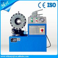 Buy cheap hydraulic hose crimping machine price from wholesalers