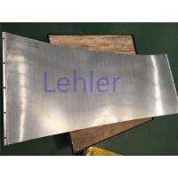 Buy cheap Pulp / Paper Industry Sieve Bend Screen 710*1727mm High - Precision Slot Opening from wholesalers
