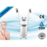 Buy cheap Cryolipolysis Slimming Machine Cavitation RF Fat Loss Equipment With Two Handles from wholesalers
