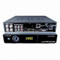 Buy cheap DVB-S Receiver with RJ-45, HDMI and Twin Tuner from wholesalers