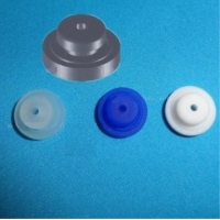 Buy cheap OEM Die Steel Shower Nozzles 40 to 70 A Custom Silicone Parts from wholesalers
