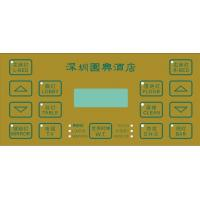 Buy cheap PET Film Touch Panel Membrane Switch Overlay With Metal Dome , Waterproof IP65 from wholesalers