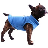 Buy cheap Winter Fleece Pet Clothes for Dogs Puppy Clothing French Bulldog Coat Pug Costumes Jacket For Small Dogs from wholesalers