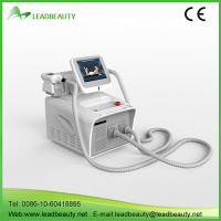 Buy cheap Portable fat freezing cryolipolysis machine with 2 cryo handles from wholesalers