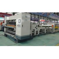 Buy cheap High Speed 2 Layer Paperboard Corrugated Box Machine Production Line 150m/min from wholesalers