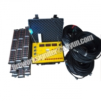 Buy cheap 270 Cues 0.1-9.9S Firework Firing System For Stage from wholesalers