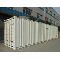 Buy cheap 1500kva Silent industrial diesel generators by Cummins Engine 40HQ Containerized Genset from wholesalers