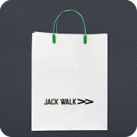 Buy cheap Kraft Paper Bag with Rigid Handle from wholesalers