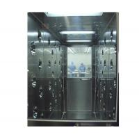 Buy cheap Customized Tunnel Three Side Blowing Clean Room Air Shower For Medical Industrial from wholesalers