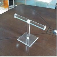 Buy cheap Transparent Acrylic Jewelry Display stand Case removable structure from wholesalers