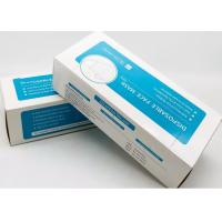 Buy cheap Fiberglass Free Disposable Medical Mask Dust Prevention OEM ODM Available from wholesalers