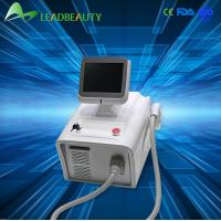 Buy cheap 20-70J/cm2 10 bars imported from Germany newest laser hair removal from wholesalers