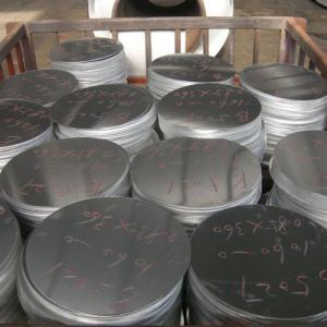 China AA1050/3003 ,Aluminium circles, Discs, thickness 1.0-4.0mm, diameter 100-750mm on sale