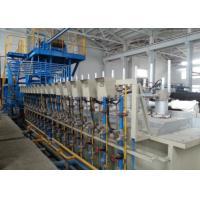 Buy cheap High Carbon Steel Hot Dip Galvanizing Line , Automatic Hot Dip Galvanizing Machine from wholesalers