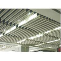 Buy cheap U-aluminum Profile Screen Ceiling Tiles , Aluminum Suspended Ceiling from wholesalers