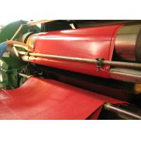 Buy cheap High Elasticity Industrial Rubber Sheet For PVC Vacuum Laminating Press from wholesalers