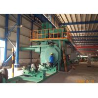 Buy cheap Auto Steel Shot Blasting Equipment Surface Preparation Customized Colors from wholesalers