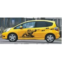 Buy cheap UV printing Auto Body Decals Self Adhesive Wall Decoration Stickers  from wholesalers