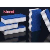 Buy cheap Catcher Edge Shape Magic Clean Eraser Scouring Pad Dish Cleaning Sponge Durable from wholesalers