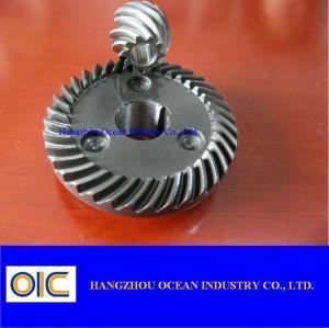 bevel gear manufacturing process pdf