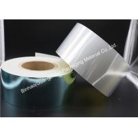 Buy cheap High Barrier Transparent BOPP Food Packaging Film 2 % - 10 % Shrinkage Rate product