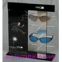 Buy cheap Popular desktop acrylic glasses display stand made in China with cheap price from wholesalers
