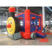 Buy cheap 2015 Best sale inflatable bouncer, newes t0.5mm PVC inflatable, commercial grade with CE Blower bouncy castle from wholesalers