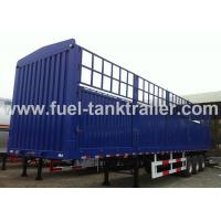 Buy cheap Multi - Function Cargo Container Trailer 40ft High Strength Non - Outside Tyres from wholesalers