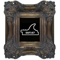 Buy cheap Custom-Oversized Canvas Art Frames/Wooden Frames/Art Album Fr China By BBHYGallery from wholesalers