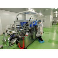 Buy cheap Alcohol Prep Pads Wet Wipes Packing Machine , Wet Tissue Packing Machine from wholesalers