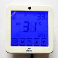 Buy cheap 220V LCD Touch Screen Room Underfloor Heating Thermostat Weekly Programmable Thermoregulator Temperature Controller from wholesalers