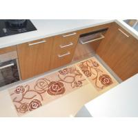 Buy cheap Decorative Microfiber Kitchen Mats from wholesalers