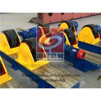 Buy cheap Heavy Duty Rotator Pipe Welding Turntable for Piping Industry from wholesalers