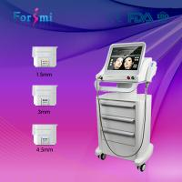 Buy cheap Professional 3 ulthera transducers high intensity focused ultrasound hifu for face lifting from wholesalers