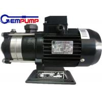 Buy cheap CHLF light multistage centrifugal pump stainless steel Material low noise from wholesalers