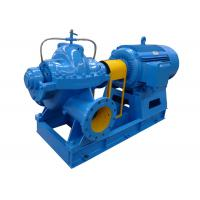 Buy cheap Split Case Pump Centrifugal Horizontal Single Stage Double Suction Type from wholesalers